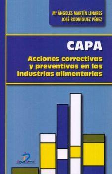 CAPA ACCIONES CORRECTIVAS Y PREVENTIVAS EN LAS INDUSTRIAS ALIM.