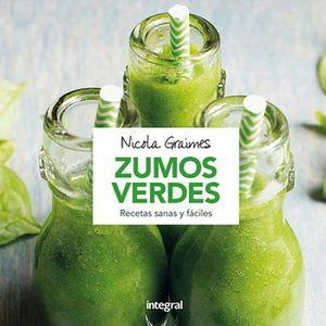 ZUMOS VERDES -RECETAS SANAS Y FACILES-    (EMPASTADO)