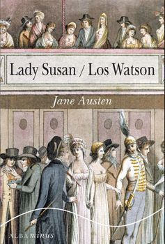 LADY SUSAN/LOS WATSON 2ED.           (MINUS)