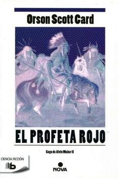 PROFETA ROJO, EL                          (B DE BOLSILLO/NOVA)
