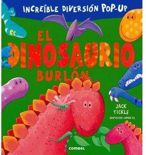 DINOSAURIO BURLON, EL (INCREIBLE DIVERSION POP-UP)