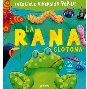 RANA GLOTONA, LA      (INCREIBLE DIVERSION POP-UP)