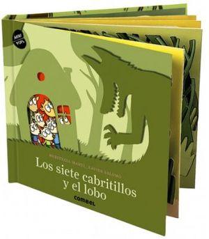 SIETE CABRILLITOS Y EL LOBO, LOS         (MINI POPS)