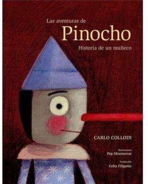 AVENTURAS DE PINOCHO, LAS -HISTORIA DE UN MUÑECO- (EMP.)