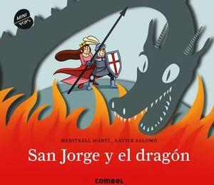 SAN JORGE Y EL DRAGON                     (MINI POPS)