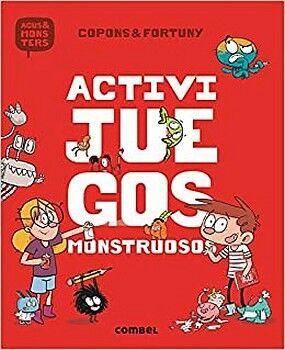 ACTIVIJUEGOS MONSTRUOSOS                  (AGUS&MONSTERS)