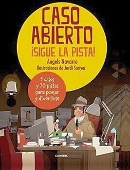 CASO ABIERTO -¡SIGUE LA PISTA!-           (EMPASTADO)