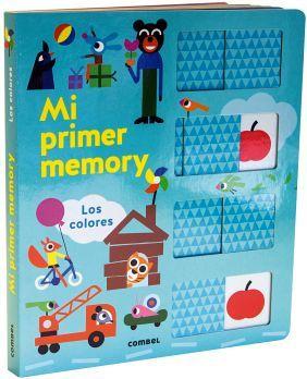MI PRIMER MEMORY -LOS COLORES-