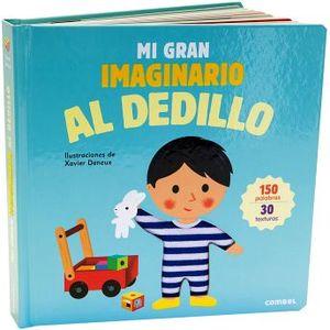 MI GRAN IMAGINARIO AL DEDILLO          (150 PALABRAS/30 TEXTURAS)