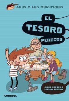AGUS Y LOS MONSTRUOS -EL TESORO PERDIDO-