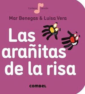 ARAÑITAS DE LA RISA, LAS                 (CARTONE/CANCION COD.QR)