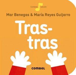 TRAS-TRAS                                (CARTONE/CANCION COD.QR)