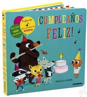 CUMPLEAÑOS FELIZ                 (EMP./ C/MUSICA Y VELA LUMINOSA)