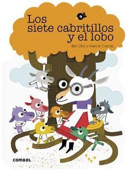 SIETE CABRITILLOS Y EL LOBO, LOS       (QUE TE CUENTO/TROQUELADO)