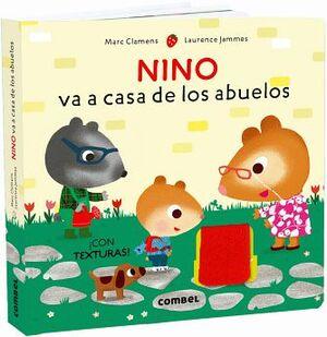 NINO VA A CASA DE LOS ABUELOS             (CARTONE)