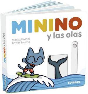 MININO Y LAS OLAS                         (CARTONE)