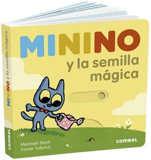 MININO Y LA SEMILLA MAGICA                (CARTONE)