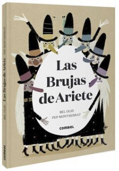 BRUJAS DE ARIETE, LAS                     (EMPASTADO)