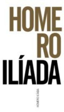 ILIADA (ED.50 ANIVERSARIO)