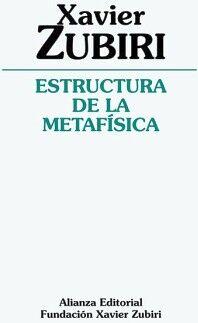 ESTRUCTURA DE LA METAFISICA