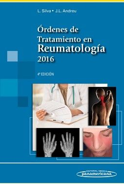 ORDENES DE TRATAMIENTO EN REUMATOLOGIA 2016 4ED.