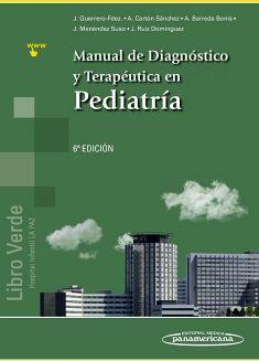 MANUAL DE DIAGNOSTICO Y TERAPEUTICA EN PEDIATRIA 6ED.
