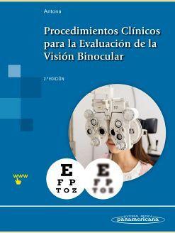 PROCEDIMIENTOS CLINICOS PARA LA EVALUACION VISION BINOCULAR 2ED