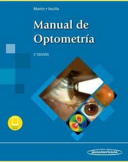 MANUAL DE OPTOMETRIA 2ED. (C/E-BOOK)