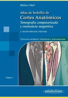 ATLAS DE BOLSILLO DE CORTES ANATOMICOS T.3 COLUMNA VERT. 2ED.