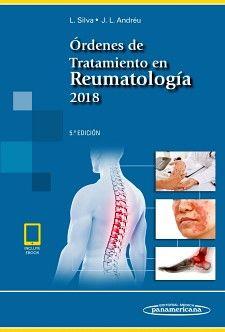 ORDENES DE TRATAMIENTO EN REUMATOLOGIA 2018 5ED. (C/EBOOK)