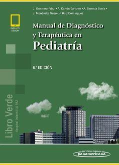 MANUAL DE DIAGNOSTICO Y TERAPEUTICA EN PEDIATRIA 6ED.(C/EBOOK)