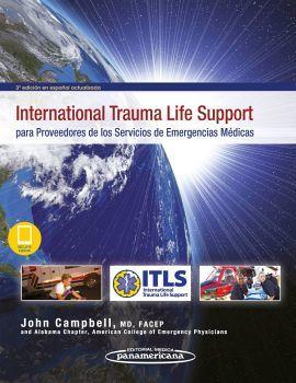 INTERNATIONAL TRAUMA LIFE SUPPORT 3ED. PROV.DE LOS SERV. C/E-BOOK