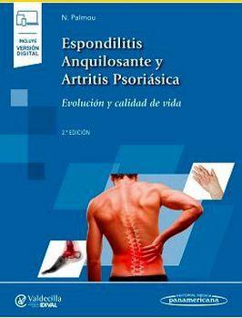 ESPONDILITIS ANQUILSANTE Y ARTRITIS PSORIASICA (C/E-BOOK)