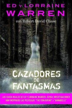 CAZADORES DE FANTASMAS