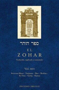 ZOHAR, EL  VOL.XXVI