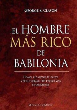 HOMBRE MAS RICO DE BABILONIA, EL          (EMPASTADO)