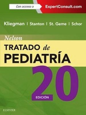 NELSON TRATADO DE PEDIATRIA 2VOLS 20ED.-EDITORIAL ELSEVIER-