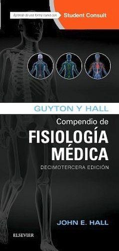 COMPENDIO DE FISIOLOGIA MEDICA (BOLSILLO) 13ED.