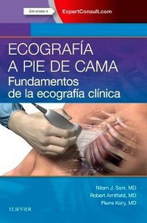 ECOGRAFIA A PIE DE CAMA (C/EXPERT CONSULT)