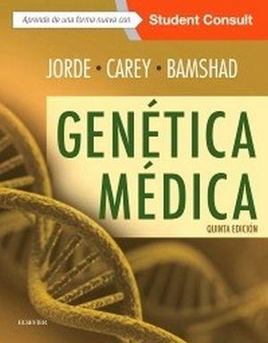 GENETICA MEDICA 5ED. (STUDENT CONSULT)