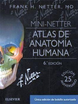 MINI NETTER ATLAS DE ANATOMIA HUMANA
