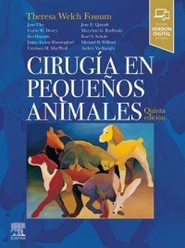 CIRUGIA EN PEQUEÑOS ANIMALES 5ED.