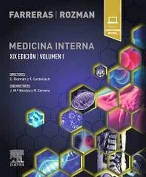 FERRERAS ROZMAN MEDICINA INTERNA 19ED. (2 TOMOS)
