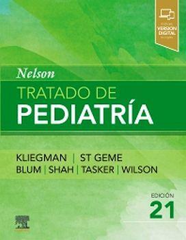 NELSON TRATADO DE PEDIATRIA 21ED. (2 TOMOS)