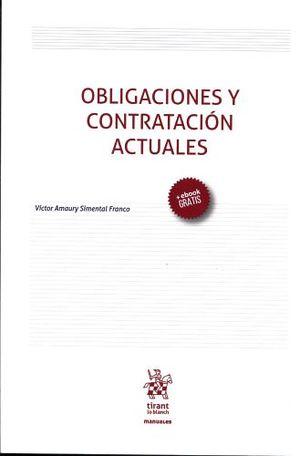 OBLIGACIONES Y CONTRATACION ACTUALES (C/EBOOK)
