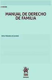 MANUAL DE DERECHO DE FAMILIA 3ED.         (+EBOOK)