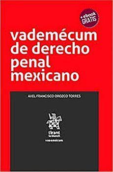 VADEMECUM DE DERECHO PENAL MEXICANO