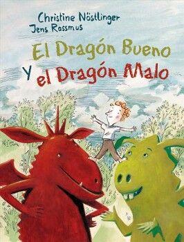 DRAGON BUENO Y EL DRAGON MALO, EL         (EMPASTADO)