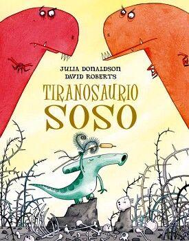 TIRANOSAURIO SOSO                         (EMPASTADO)