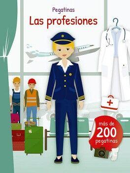 PEGATINAS -LAS PROFESIONES-